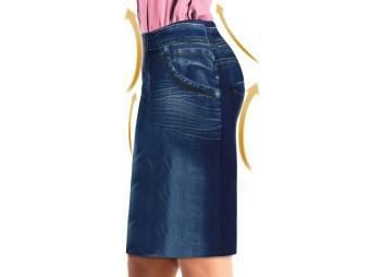 Slim Jeggings jeans suknja Top Shop